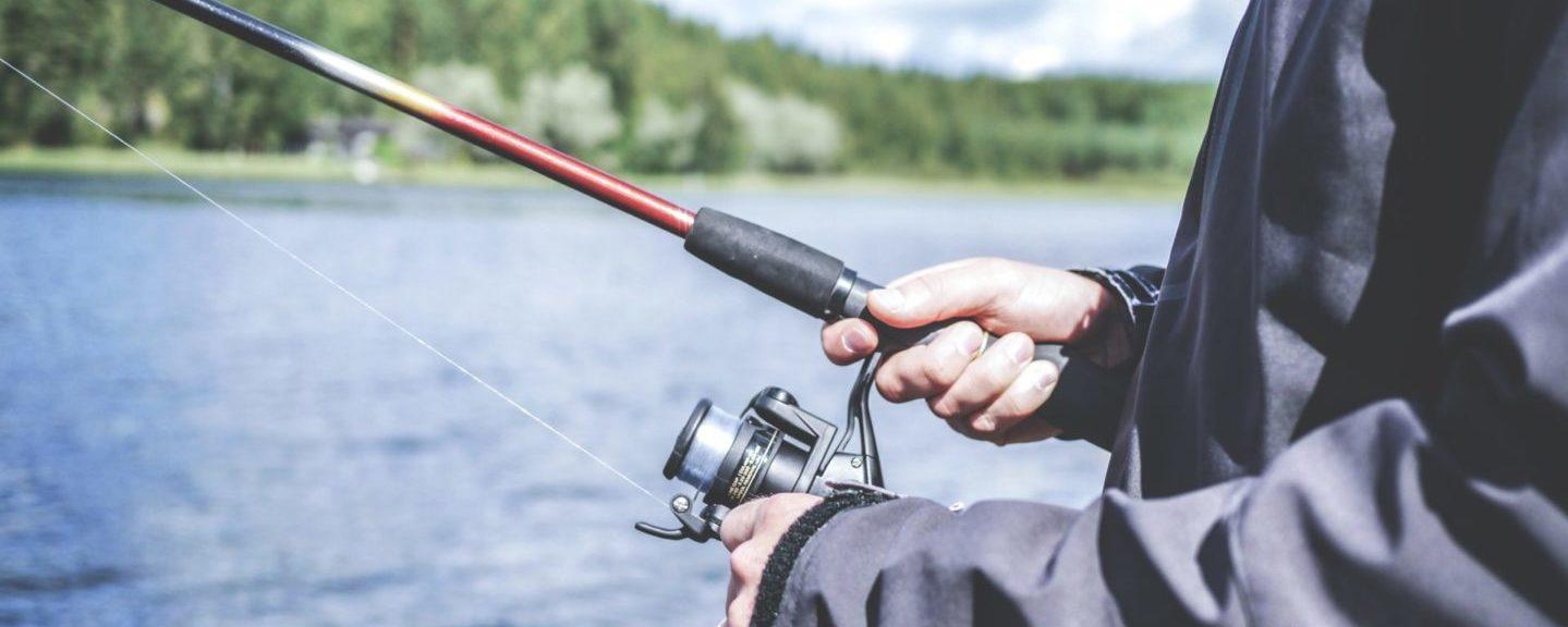 Kalastaminen veneestä