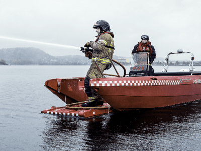 Veneen palovakuutus